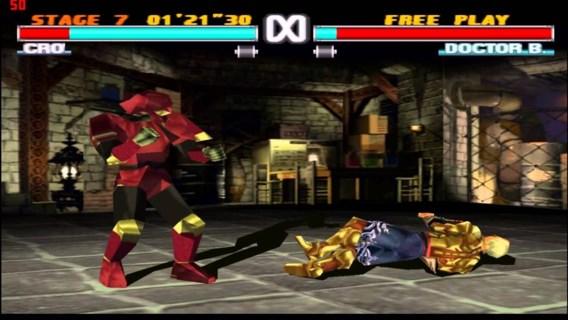 Speel eens <I>Tekken 3 </I>en <I>Final Fantasy VII</I>, uit de tijd dat alles nog simpel was