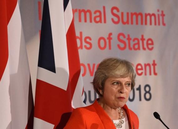 Europese Unie geeft Britten nog maand de tijd om Brexit uit te werken