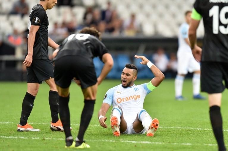 EUROPA LEAGUE. Lazio en Chelsea winnen simpel maar zuinig, verrassingen bij Marseille en Villarreal
