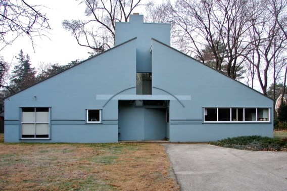 Architect Venturi, de anti-modernist, is overleden