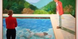 Hockney wordt allicht duurste nog levende kunstenaar