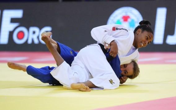 Van Snick grijpt naast brons op WK judo
