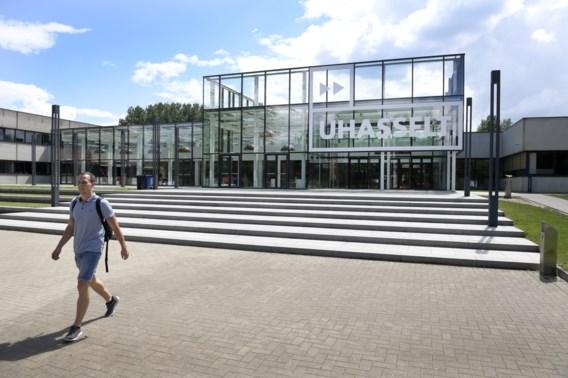 UHasselt zal andermaal Leuven op zijn weg vinden
