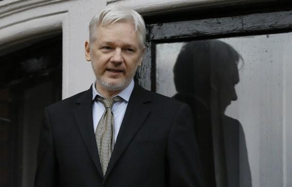 'Russen wilden Assange Londen uitsmokkelen'