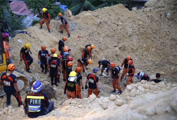 Dodentol aardverschuiving Filipijns eiland Cebu opgelopen tot 22
