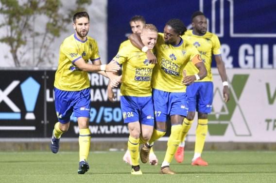 STVV stopt opmars Antwerp dankzij knappe goal en assist van jonge linksback De Norre