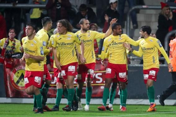 KV Oostende komt top zes binnen dankzij zege bij Eupen