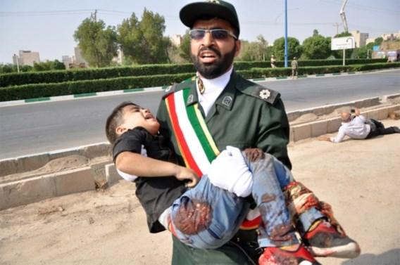 Vier daders aanslag in Iran omgekomen