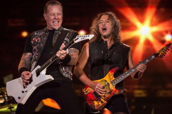 Metallica komt volgend jaar naar ons land en brengt Ghost mee