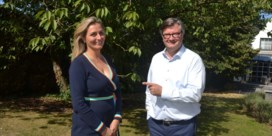 """Kathleen en haar man Alain uit Evergem samen op lijst N-VA: """"Maar onze ambities lopen ver uiteen"""""""