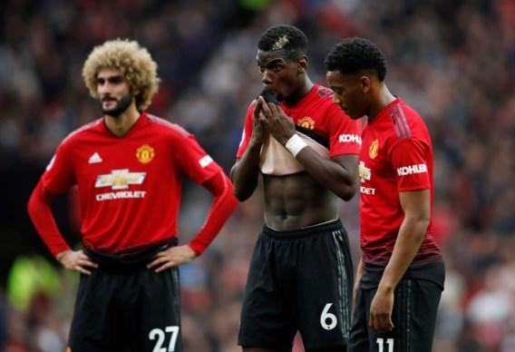 Ai, ai, Mourinho: Manchester United lijdt alweer puntenverlies