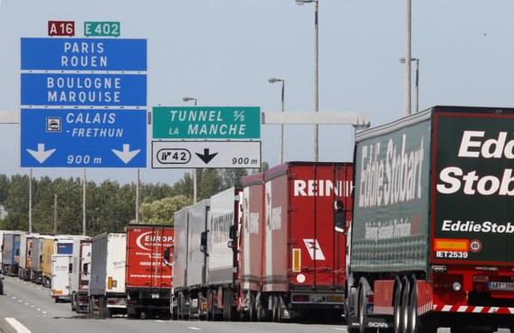 Franse regering wil buitenlandse vrachtwagens belasten