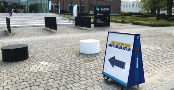 Recordaantal bedrijven bieden ruim 3.600 jobs aan op Jobbeurs Antwerpen