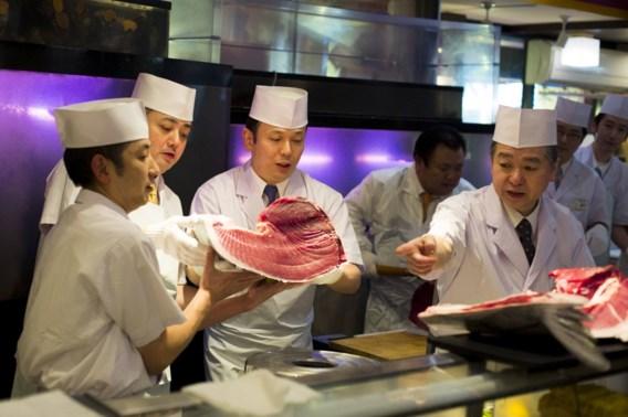 Bekendste Japanse vismarkt is niet meer