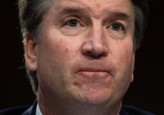 'Binnen 48 uur zal een derde vrouw Kavanaugh beschuldigen'