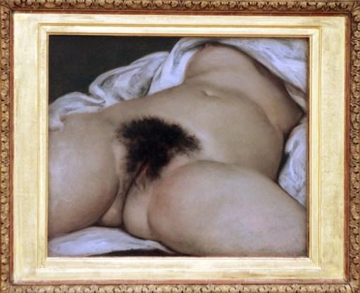 We weten eindelijk van wie de beroemdste vulva uit de kunstgeschiedenis is