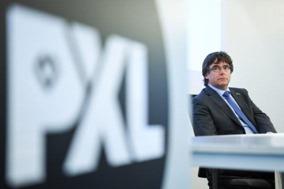 Proces Puigdemont tegen Spaanse onderzoeksrechter begonnen voor Brusselse rechter
