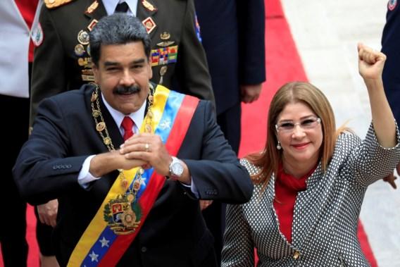VS leggen sancties op aan entourage Venezolaanse president
