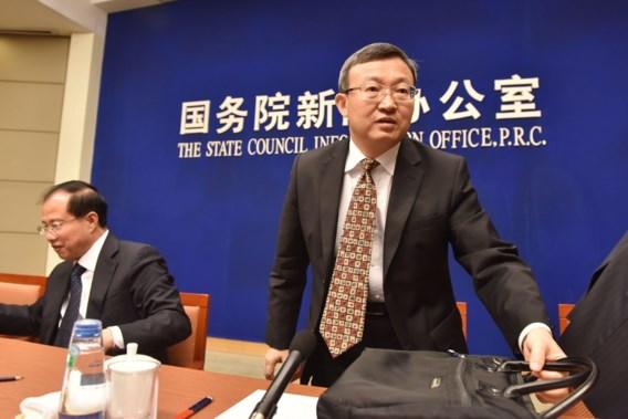 Peking weigert 'met mes op de keel' te onderhandelen met VS