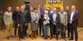 N-VA Oudenburg trekt met jonge lijsttrekker naar de kiezer