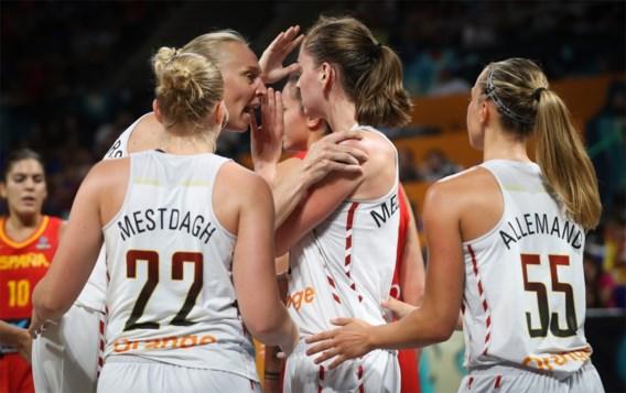 Belgian Cats stunten: zege tegen Europees kampioen Spanje en rechtstreeks naar kwartfinale