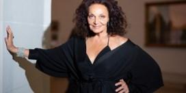 Diane Von Fürstenberg komt naar Brussel om titel van ereburger in ontvangst te nemen