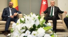Premier Michel heeft 'openhartig' gesprek met Turkse president Erdogan: 'Was nodig om niet te diplomatisch te zijn'
