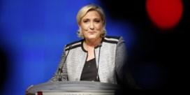 Frans gerecht geeft ruim miljoen euro terug aan partij Marine Le Pen