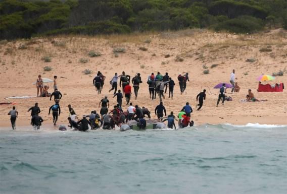 Marokkaanse marine schiet op boot met migranten: dode en zwaargewonde
