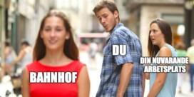 Zweedse ombudsman vindt meme 'afgeleid vriendje' seksistisch