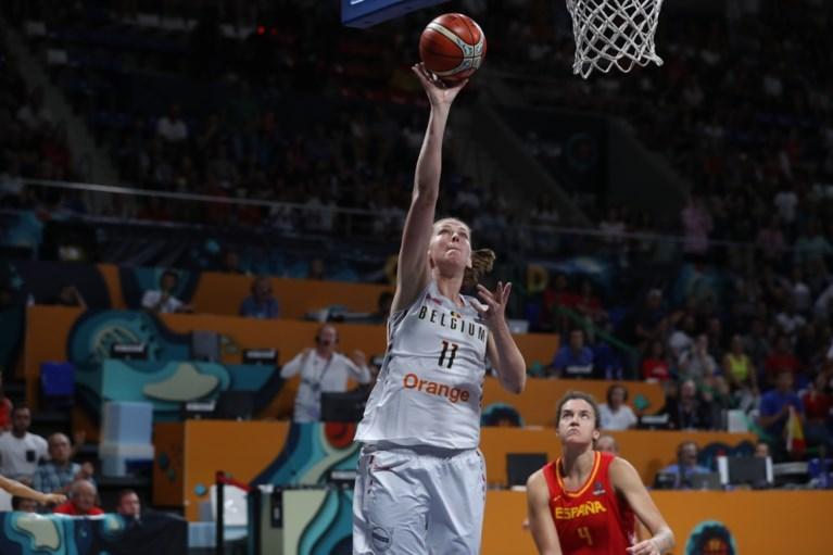 """""""Historische topprestatie voor Belgisch basket"""": Belgian Cats beleven sprookje op eerste WK ooit"""