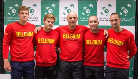 België krijgt geen wildcard voor finaleweek Davis Cup van 2019