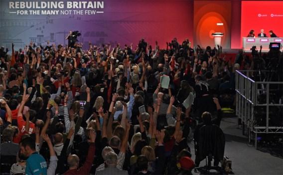 Labour-afgevaardigden sluiten tweede Brexit-referendum niet langer uit