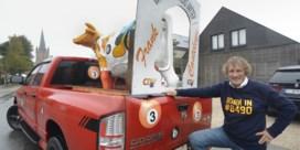 Waarom Jabbeekse schepen campagne voert met een oranje koe