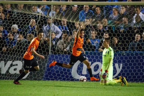 Sensatie in Beker van België: Club Brugge en Standard uitgeschakeld, AA Gent komt met de schrik vrij