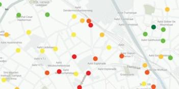 Hoe gezond is de lucht in uw straat?