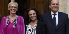 Diane Von Furstenberg is voortaan ereburger van de stad Brussel
