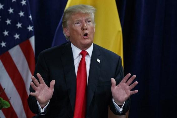 Trump bevestigt steun voor Kavanaugh: 'Schandalig destructieve strategie van Democraten'