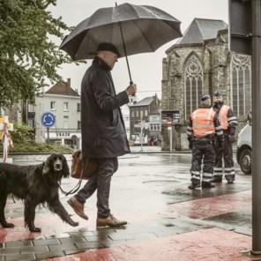 Antwerpen kleurt donkerrood, Gent herademt