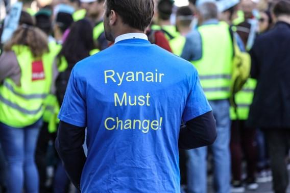 Stakingen vreten aan winst Ryanair
