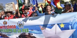 Evo Morales loopt blauwtje in Den Haag
