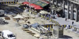 Acht mensen onwel door geurhinder: metrostations De Brouckère en Rogier ontruimd