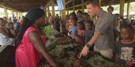 Zaventem draaischijf voor bushmeat