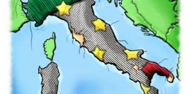 Italianen spelen gevaarlijk spel met de euro