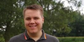Wout Junius uit Brussegem is de jongste kandidaat voor (CD&V Plus)