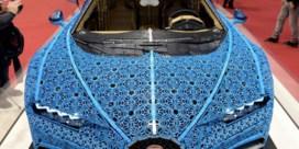 Ingenieurs bouwen rijdende Bugatti uit één miljoen Legostukjes