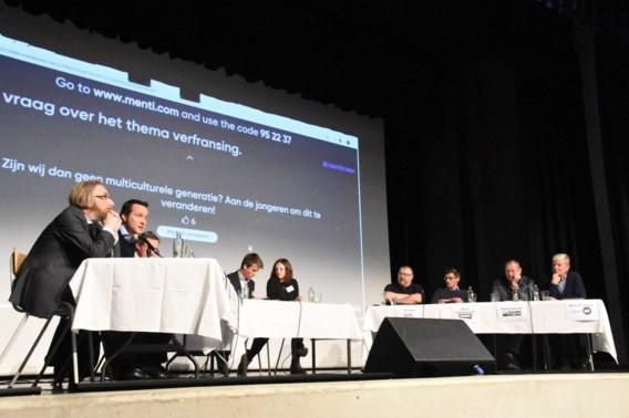 CD&V, SP.A en Open VLD hebben in Halle al een 'mondelinge afspraak'