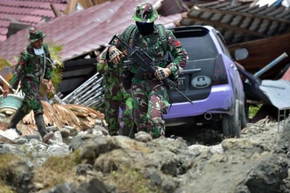 Nog steeds problemen om voedsel en hulp te verspreiden op Sulawesi