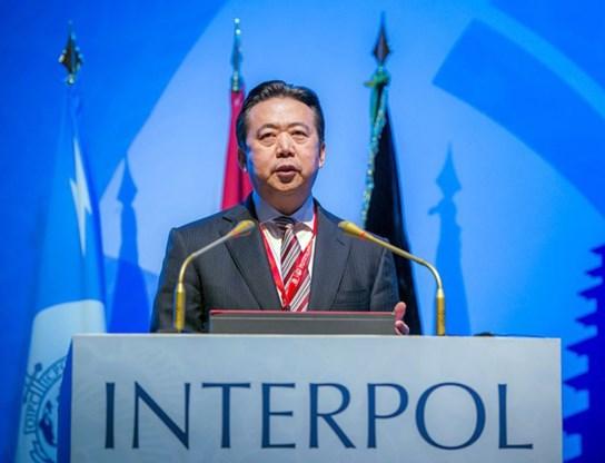 Vermist: de grote baas van Interpol