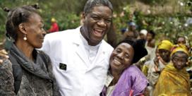 'Op deze prijs hebben de vrouwen van Congo vele jaren gewacht'